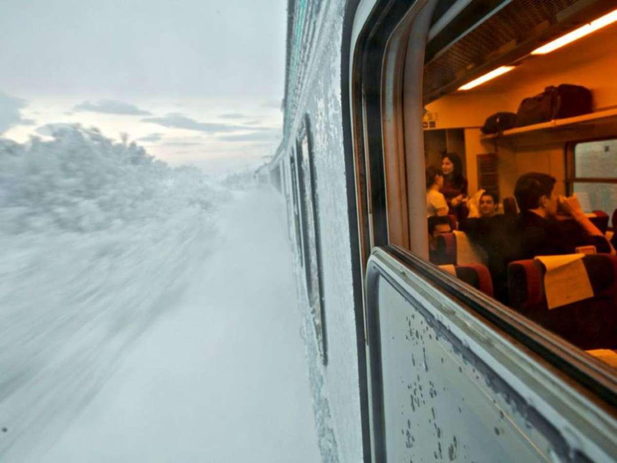 Ххх фото в вагонах поездов 20 фотография